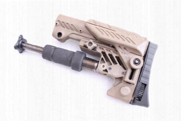 Drss Command Caa Ars Stock Carbine Length For Ar15 With A Style Buttpad