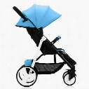 100% Original Travel Baby Stroller Trolley Car Accessory Folding Baby Pram SLD Buggy Naissance Stroller