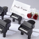 Party Centerpiece Unique Design Mini Piano Place Card Holder Wedding Party