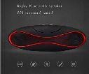 Rugby MINI-X6 wireless Bluetooth speaker subwoofer Portable Mini Football dual speaker stereo phone stereo audio card