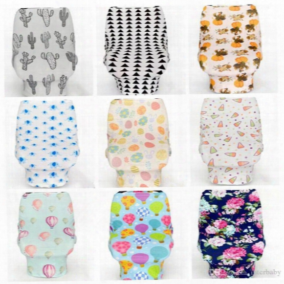 Baby Stroller Cover Car Seat Canopy Shopping Cart Cover Sleep Pushchair Case Pram Travel Bag Buggy Cover Breastfeed Nursing Covers B2688