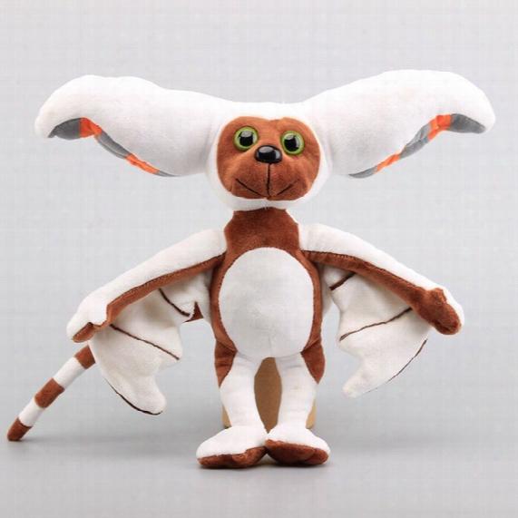 "Cartoon The Last Airbender Momo Winged Lemur Plush Toy Stuffed Animals Soft Dolls Kids Xmas Gift 12"" 30 Cm"