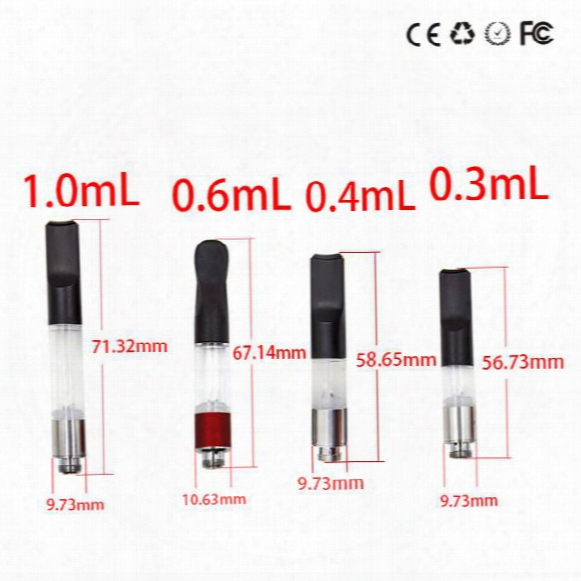 Ce3 510 Atomier Oil Atomizer Bud Touch Cartridge O Pen Vape Vaporizer Tank Vape Empty Catridge Tank