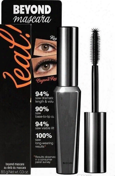 Hot Makeup Brand Mascara Black 8.5g Waterproof Moisturizer Eye Black 60pcs/lot Factry Supply Wholesale