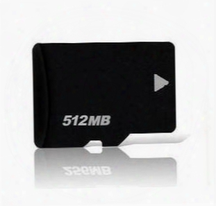 Real 512mb Micro Sd Memory Card Hc Tf T Flash Trans Cards Full Capacity Genuine 512 Mb 50pcs