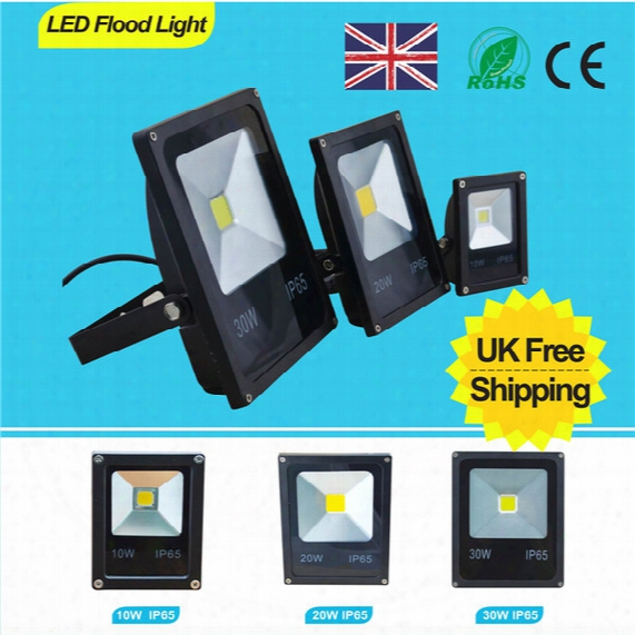 Wholesale-best Seller Garden Free Shipping 10w 20w 30w Led Flood Light Mini Spotlightst Cool White / Warm White Floodlight Outdoor Lamp