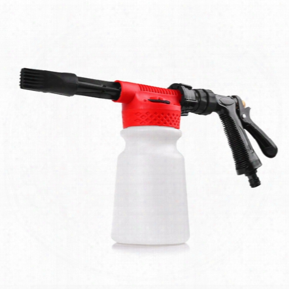 Wholesale-multifunctional Car Washing Cleaning Foam Gun 900ml Car Washer Compatible Snow Foam Gun Sprayer For Car Motorcycle Washer