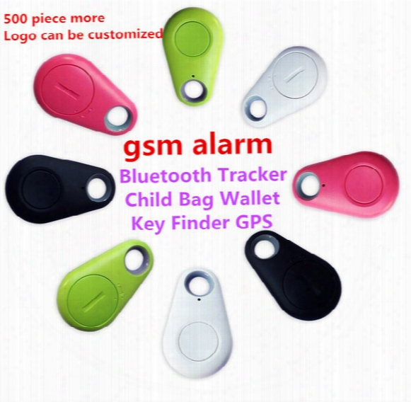 Wireless Smart Bluetooth 4.0 Anti Lost Alarm Bluetooth Tracker Key Finder Child Elderly Pet Phone Car Lost Reminder Iphone 5 6