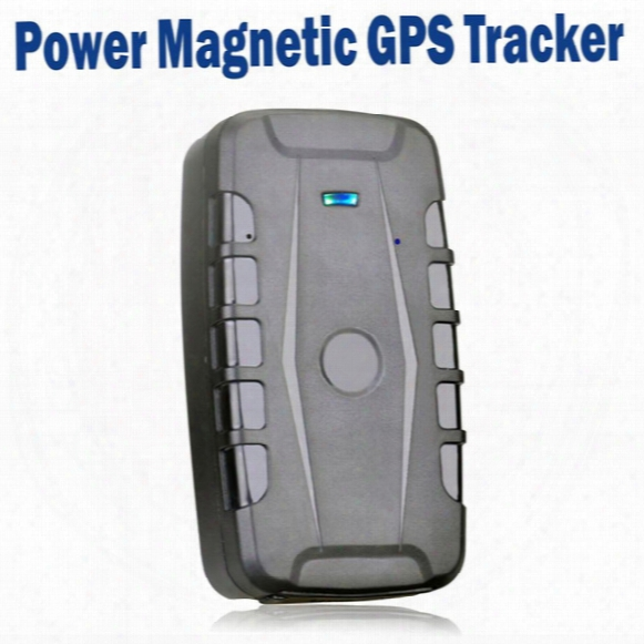 10000mah Battery Magnetic Gsm Gprs Gps Tracker For Car Vehicle Pet App Real Time Tracking Waterproof Rastreador Localizador