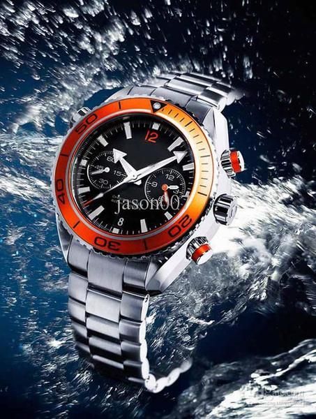 2017 Hot Sale Brands Ocean Automatic Mens Mechanical Watches Mens Stasinless Original Bucklet
