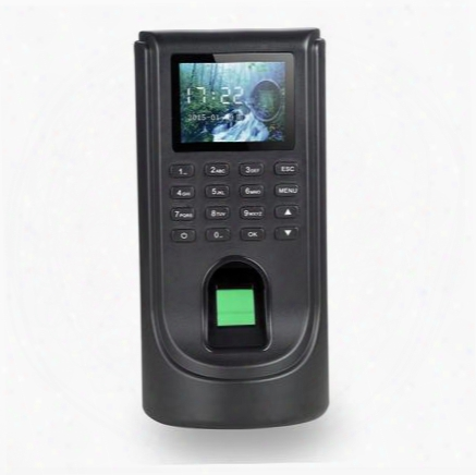 Biometric Fingerprint Standaonle Keypad For Door Lock Entry System