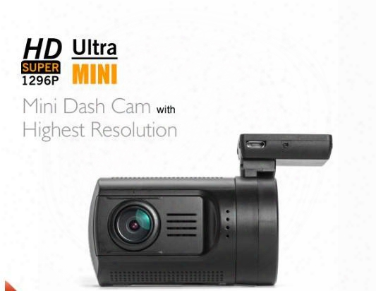 Dashboard Camera, Mini 0806 Dash Camamba A7la50 + Ov4689 Full Hd 1296p, Car Recorder,car Dvr Camera With Gps Logger