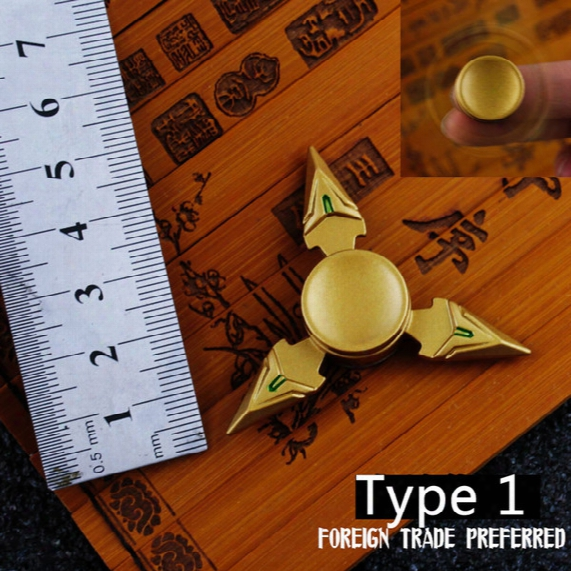Newest Caricature Image Fidget Spinner Hand Spinner Good Choice For Decompression Anxiety Finger Toys For Killing Time 10 Types Free Dhl