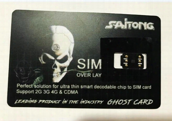Powerful Ghost Brand New Sim 4g Unlock All Ios Version For Us/t-mobile,sprint, Fido,docomo And All Iphone Carriers Lte4g/3g Gpplte Rsim11+