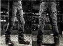 2017 High quality Komine motorcycle jeans drop resistance slim denim jeans automobile race pants motorcycle pants plus size S-XXXL