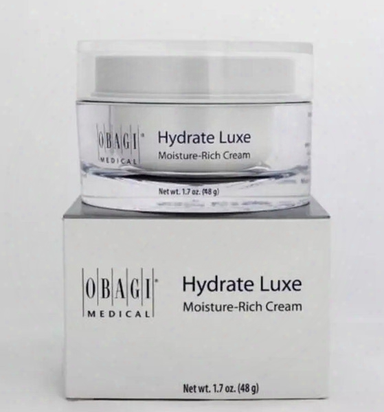 2017 New Hot Sale High Quality Obagi Hydrate Luxe Moisture-rich Cream Face Care 1.7oz Free Shipping