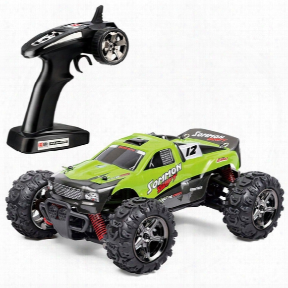 Subotech Bg1510 2.4g 4ch Rc Cars 1:24 Desert Buggy Car 4wd High Speed 45kmh Racing-cars Remote Control Racing Buggy Car Model