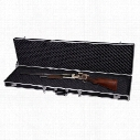 "53"" Long Aluminum Locking Rifle Gun Case Lock Shotgun Storage Box Carry"