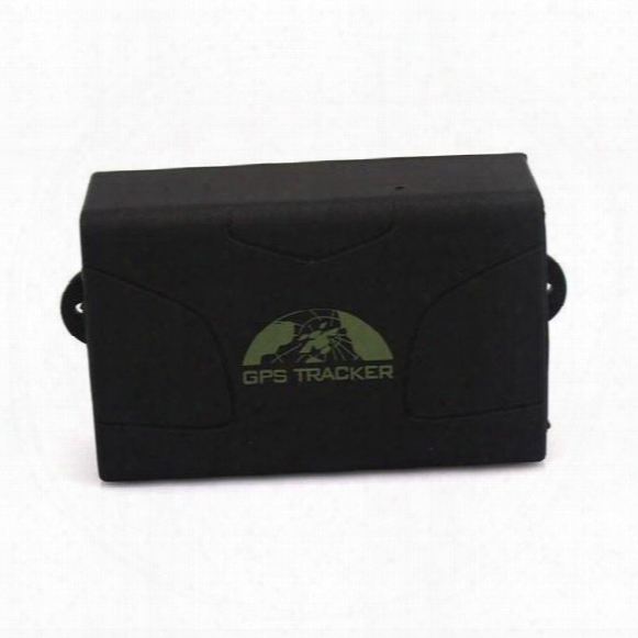 Waterproof Tk104 Real-time Vehicle Gps Tracker Locator Gps Gprs Gsm Tracker With Big Battery Alarm Auto Anti-theft Magnetic Tracking System