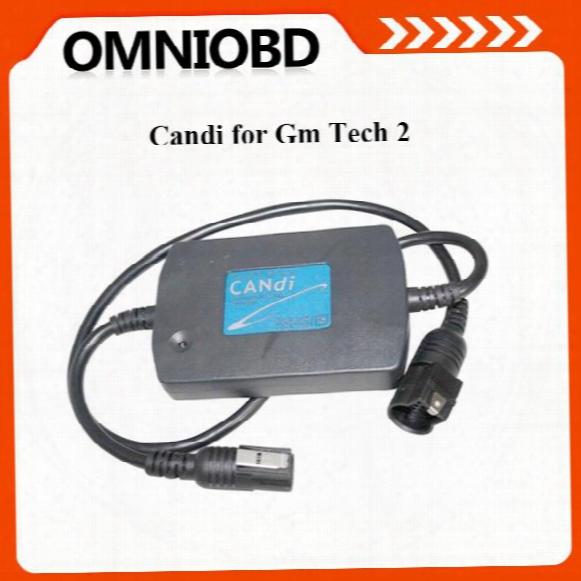 2016 Newly Candi Interface Fortech2 Module Auto Diagnostic Adapter Tech2 Candi Interface Hottest Selling