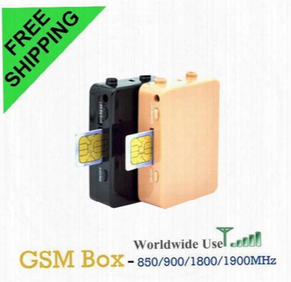 4.5w Gsm Card Box With Hidden Fbi Earpiece A680 Full Set