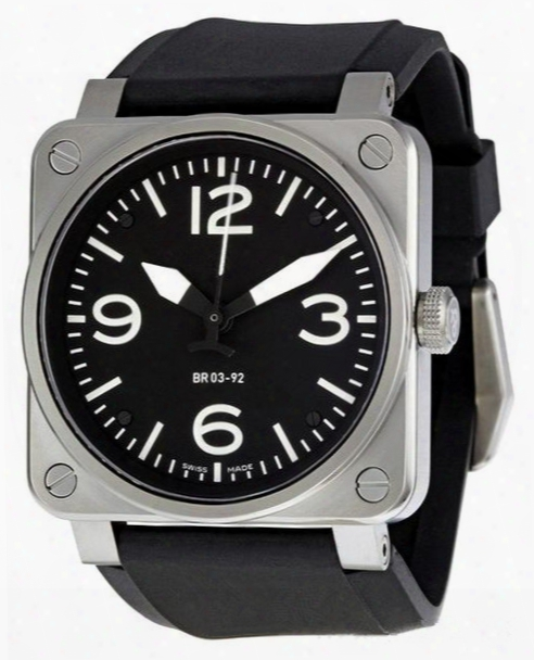 Free Shipping Luxury Brand Watch Automatic Movement Rubber Band Watch Stainless Watches B01