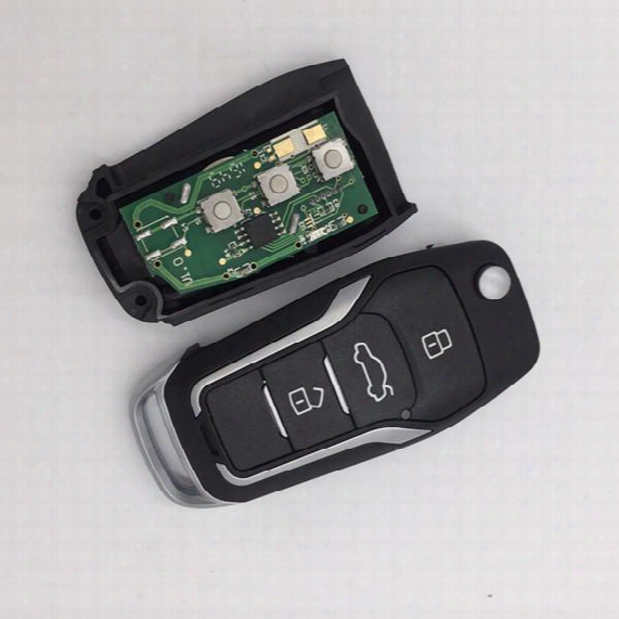 Hot Remote Control Key B Series For Kd900 Urg 200 3 Button Remote Key B12-3 Ford Style