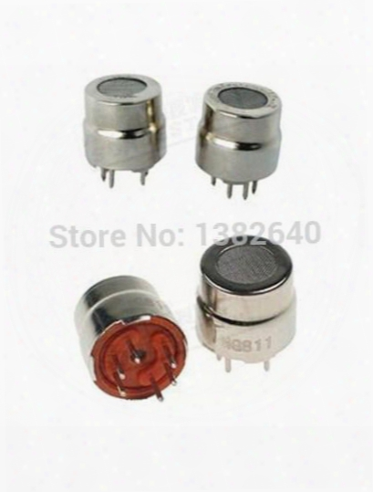 Wholesale-1 Pcs New Mg811 Carbon Dioxide Sensor Co2 Sensor Module Mg811 Co2 Gas Sensor Module