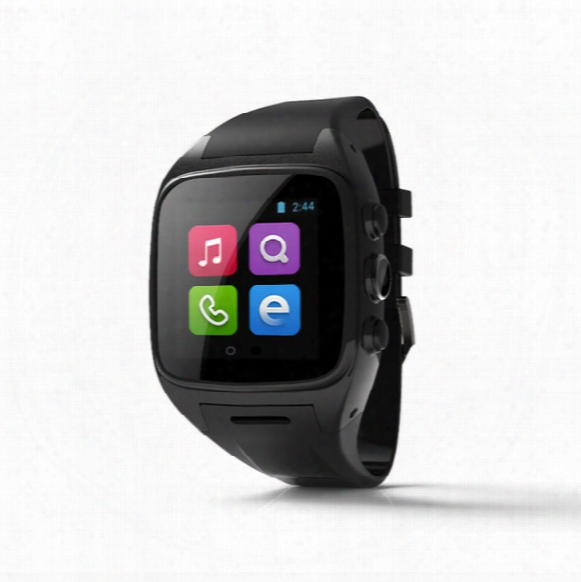 X01 Mt6572 Dual-core Android System Smart Watch Mobile Cell Phone With Camera Gps Wifi Wcdma 3g Support Sim Card Micro Sd Whatsapp
