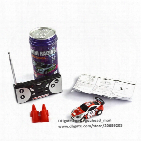 8 Colors Rc Cars 1/63 Scale 27 35 40 49 Mhz Frequency Radio Control Rechargeable Battery Rc Toys In Gift Retail Box