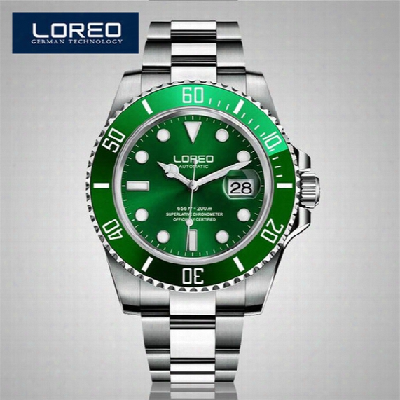 High Quality Men Watches Top Brand Luxury Sapphire Waterproof Watches Men Automatic Mechanical Wrist Watches Ab203
