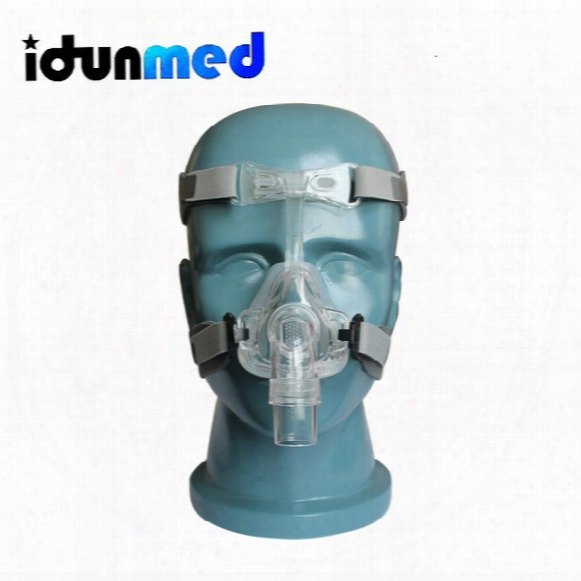 Idunmed Cpap Nasal Mask With Adjustable Headgear Strap For Sleep Apnea Treatment Free Shipping
