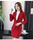 Professional womens Dress Suit Female Blazers with OL skirt Career Business suits free shipping DK851F