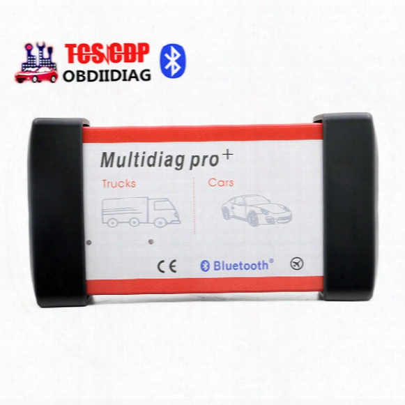 Multidiag Pro+ Ds Newest Version 2014.r2 / 2015.r3 With Keygen For Cars/trucks Obd2 Scanner Cdp Tcs 150 Pro Plus
