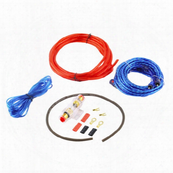New 1500w 8ga Power Cable 60 Amp Fuse Holder Car Audio Subwoofer Amplifier Amp Wiring Fuse Holder Wire Cable Kit Hot Worldwide