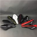 Hot sale FIZIK road bike saddle yellow black red superlight leather carbon bicycle seat sillin bici carbono saddles free shipping