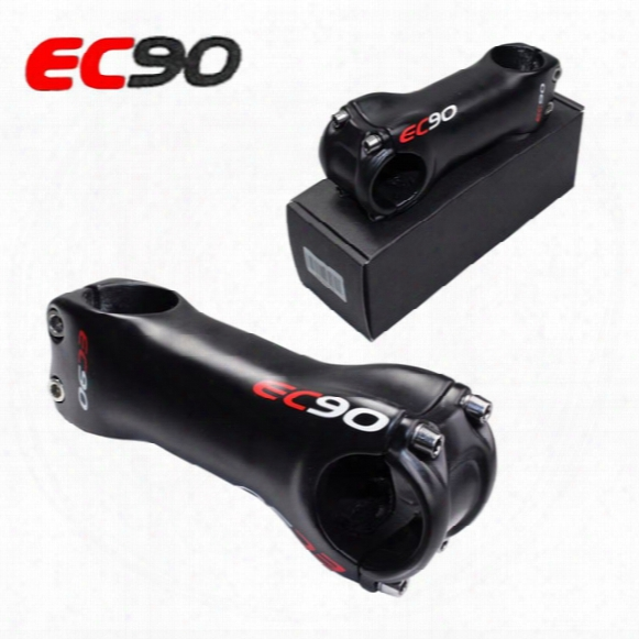 2017 Ec90 Full Carbon Fiber Riser Mountain Bike Road Bike Bicycle Stem Carbon Fiber New Arrival Ultra-light Mtb Bicke Stem