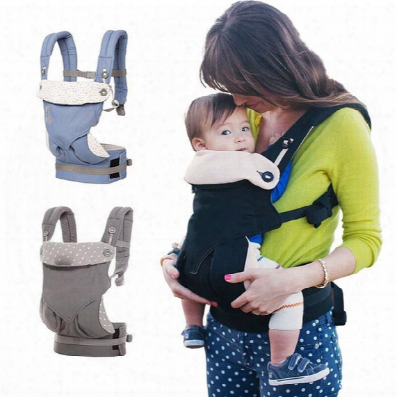 Baby Carrier Multifunction Breathable Infant Carrier Backpack Kids Carriage Sling Toddler Wrap Suspe Nders C2603