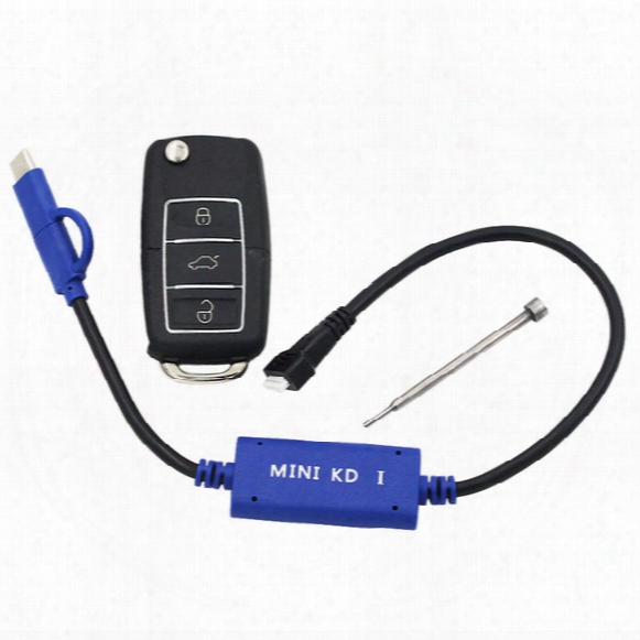 Keydiy Mini Kd Remote Key Generator Remotes Support Android/ Ios Make More Than 1000 Auto Remotes