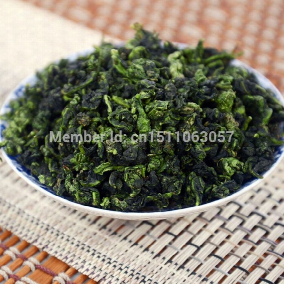 Promotion 500g Top Grade Anxi Tieguanyin Oolong Tea Aromatic 100% Organic Tie Guan Yin Chinese Tea For Health Care Free Shipping