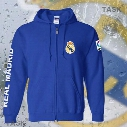 Madrid Real Madrid Football Jersey cardigan sweater sweater in spring and autumn Spanish men jacket