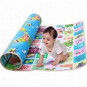 Wholesale- Two-Side Kid Toddler Educational Crawl Mat Climbing Playing Carpet Baby Learning Playmat Picnic Blanket Play Rugs For Children