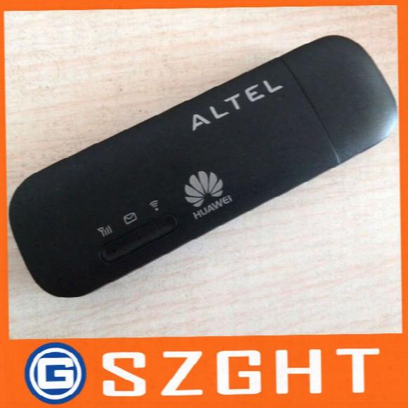 Wholesale- Unlock Huawei E8372 Lte Usb Wingle Lte Universal 4g Usb Wifi Modem Car Wifi E8372h-608
