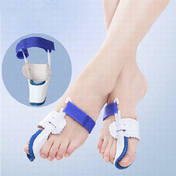 Bunion Device Hallux Valgus Orthopedic Braces Toe Seperator Correction Night Foot Care Corrector Thumb Goodnight Daily Big Bone Insoles