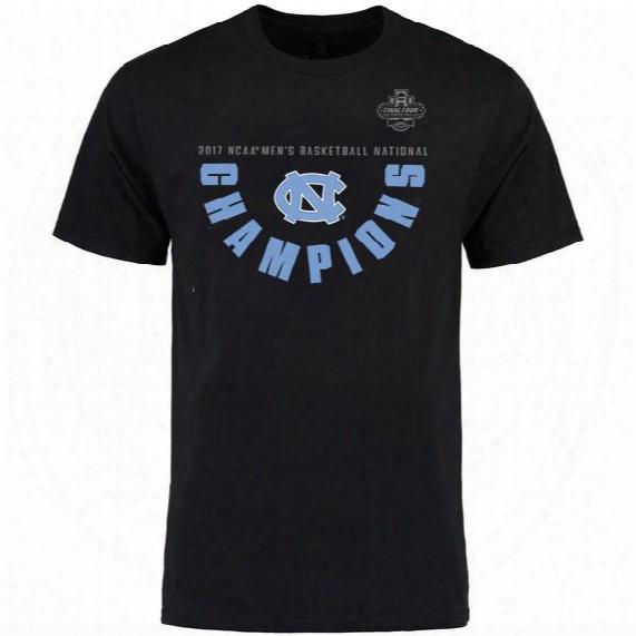 Fanatics Branded North Carolina College 2017 Ncaa Men's Basketball National Champions Ocotillo Schedule T-shirt