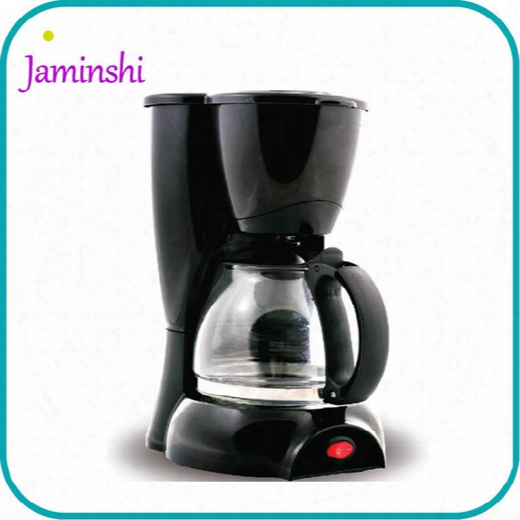 Home Kitchen Full Automatic Convenient Household Office Drip American Coffee Machine Multifunctional Elegant Styling Coffee Maker