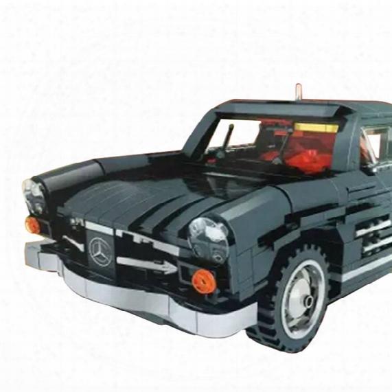 Technic Series Creative Moc The Phot-pong Car Dream Car-xingbao Building Block Set Brick Toys 03010