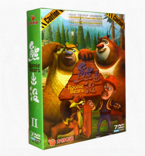 2016 Hot Selling Dvd Movie For Children Dvd Movies Tv Series Boonie Bears Cartoon Item Factory Price Mixed Quantities From Gadgetexpress