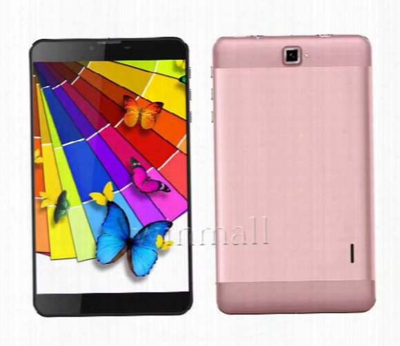 7 Inch 3g Tablet Pc Ips Screen 1gb Ram 16gb Rom Android 4.4 Wifi Gps Bluetooth Dual Sim Card Phone Tablet