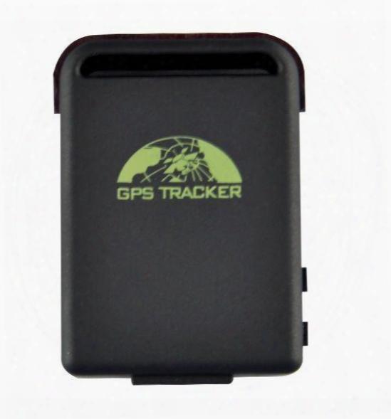 Good Quality Battery 20pcs Gsm/gprs/gps Tracking Gps Tracker Tk102 12v